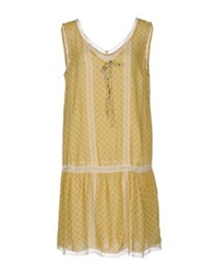 Twin Set Lingerie Nightgowns Yellow
