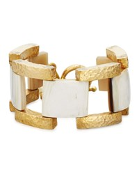 Ashley Pittman Muziki Chunky Link Bracelet Multi