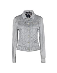 Calvaresi Jackets Light Grey