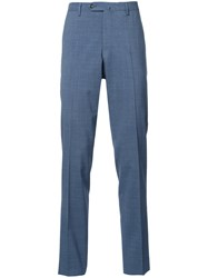 Pt01 Tailored Trousers Blue