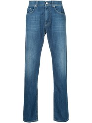 Cerruti 1881 Regular Straigh Leg Jeans Blue
