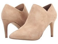 Charles By Charles David Veer Nude Suede Women's Dress Zip Boots Taupe