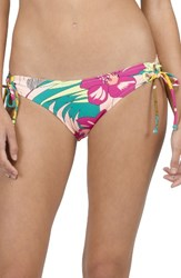 Volcom Women's Hot Tropic Cheeky Bikini Bottoms