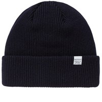 Norse Projects Beanie Blue