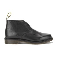Dr. Martens Men's Oscar Sawyer New Nova Leather Desert Boots Black