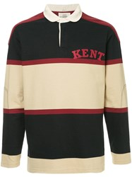 Kent And Curwen Embroidered Logo Polo Shirt Multicolour