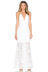 Jarlo Cadence Dress White