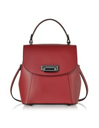 Le Parmentier Handbags Venus Leather Convertible Satchel Backpack