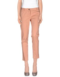 Acciaio Trousers Casual Trousers Women Pastel Pink