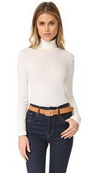Splendid Turtleneck Sweater Ivory