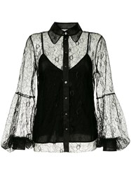 Alice Mccall Thrill Of It Blouse Black