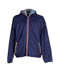 Massimo Rebecchi Coats And Jackets Jackets Men Dark Blue