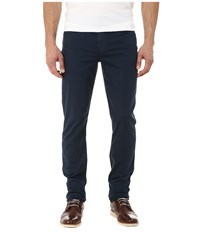 Joe's Jeans Slim Fit Twill In Mechanic Blue Mechanic Blue Men's Casual Pants Black