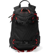 Burton Side Country 18L Canvas Backpack Black