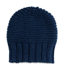 Hat Attack Slouchy Knit Beanie Teal