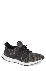 Adidas 'Ultraboost' Running Shoe Black Carbon Ash Silver