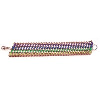 Miss High And Low Rainbow Bracelet Rose Gold