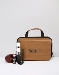 Wahl Rechargeable Beard Trimmer And Accessories Gift Set Multi