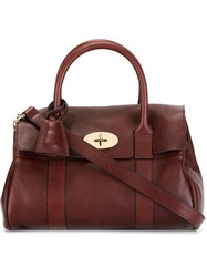 Mulberry Small Tote Bag Red