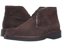 Bugatchi San Gimignano Boot Chocolate Men's Boots Brown