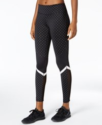 Ideology Polka Dot Leggings Only At Macy's Noir