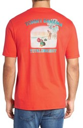 Tommy Bahama Men's Total Knockout Graphic T Shirt
