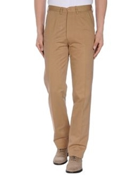 Piombo Casual Pants Light Brown