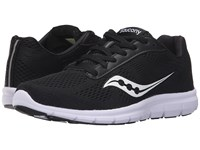 Saucony Ideal Black White Women's Shoes