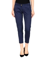 Toy G. Trousers 3 4 Length Trousers Women Blue