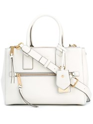 Marc Jacobs Recruit East West Tote Bag Nude Neutrals