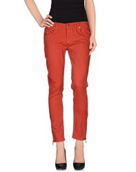 Genetic Denim Trousers Casual Trousers Women