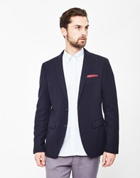 Selected Alex Blazer Dark Blue