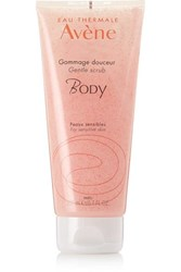 Avene Gentle Scrub Colorless