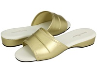 Daniel Green Dormie Gold Women's Slippers