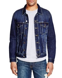 Blank Sleeper Cell Denim Jacket