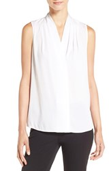 Kobi Halperin Women's 'Mila' Sleeveless Stretch Silk Blouse