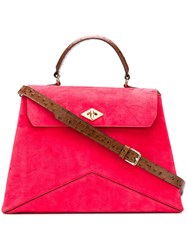 Ballantyne Lex Tote Red