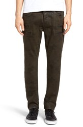 Hudson Jeans Men's Broderick Coated Skinny Fit