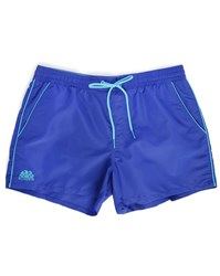 Sundek Royal Blue Elasticated Waist Swim Shorts