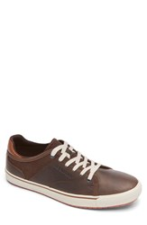 Rockport Men's Sneaker Brown