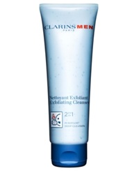 Clarins Men Exfoliating Cleanser 4.2 Oz