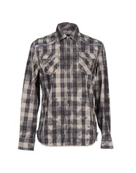 Blend Of America Blend Shirts Steel Grey
