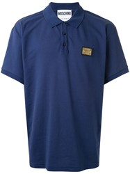 Moschino Logo Polo Shirt 60