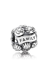 Pandora Design Pandora Charm Sterling Silver Love And Family Moments Collection