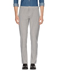 Circolo 1901 Casual Pants Grey