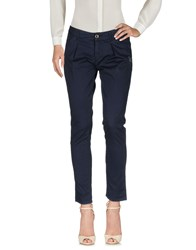 Fixdesign Atelier Casual Pants Dark Blue