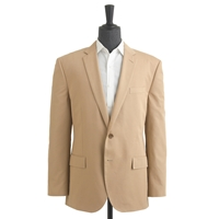 J.Crew Crosby Suit Jacket In Italian Chino Sundrenched Sand