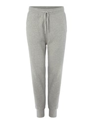Original Penguin Marl Loop Back Track Pants Grey