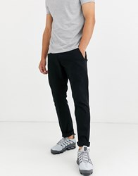 Esprit Slim Fit Chino In Black