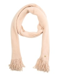 Jane Norman Pink Brushed Scarf